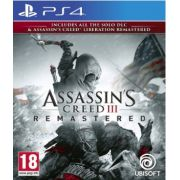 Assassin's Creed 3 Remastered - PS4