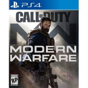 Call of Duty Modern Warfare COD MW - PS4