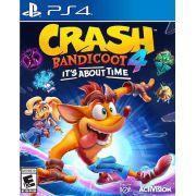 Crash Bandicoot 4: It´s About Time - PS4
