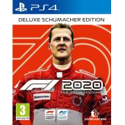 F1 2020 Deluxe Schumacher Edition - PS4