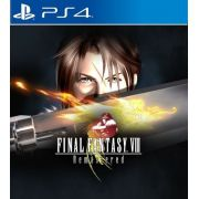Final Fantasy VIII Remastered - PS4