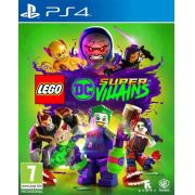 Lego Dc Super Vilões - PS4