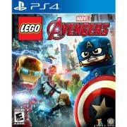 Lego Marvel's Avengers Vingadores + Lego Marvel Super Heroes 1 + Super Heroes 2