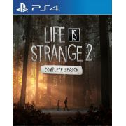 Life is Strange 2 Temporada Completa - PS4