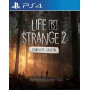 Life is Strange 2 Temporada Completa - PS4