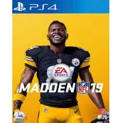Madden NFL 19- PS4