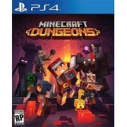 Minecraft Dungeons - PS4