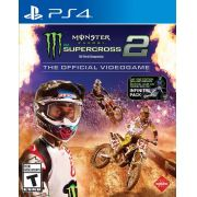 Monster Energy Supercross 2 - PS4