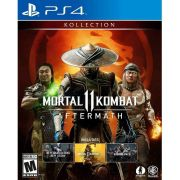 Mortal Kombat 11 Koleção Aftermath - PS4