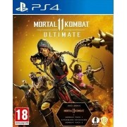 Mortal Kombat 11 Ultimate com Aftermath - PS4
