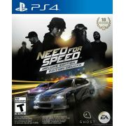 Need For Speed Deluxe Edition - PS4