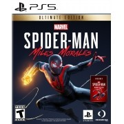 Spider Man Miles Morales + Spider Man Remasterizado Ultimate Edition