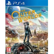 The Outer Worlds- PS4