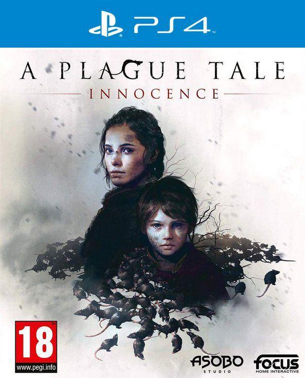 A Plague Tale: Innocence - PS4   - Joy Games