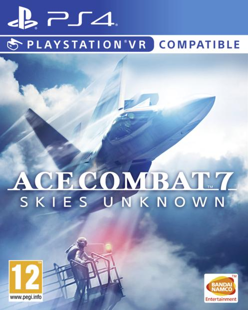 Ace Combat Skies Unknown - PS4   - Joy Games