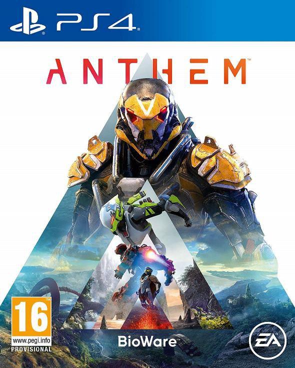 Anthem - PS4   - Joy Games