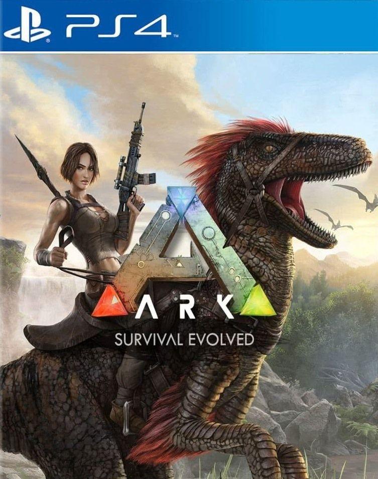 ARK Survival Evolved - PS4   - Joy Games