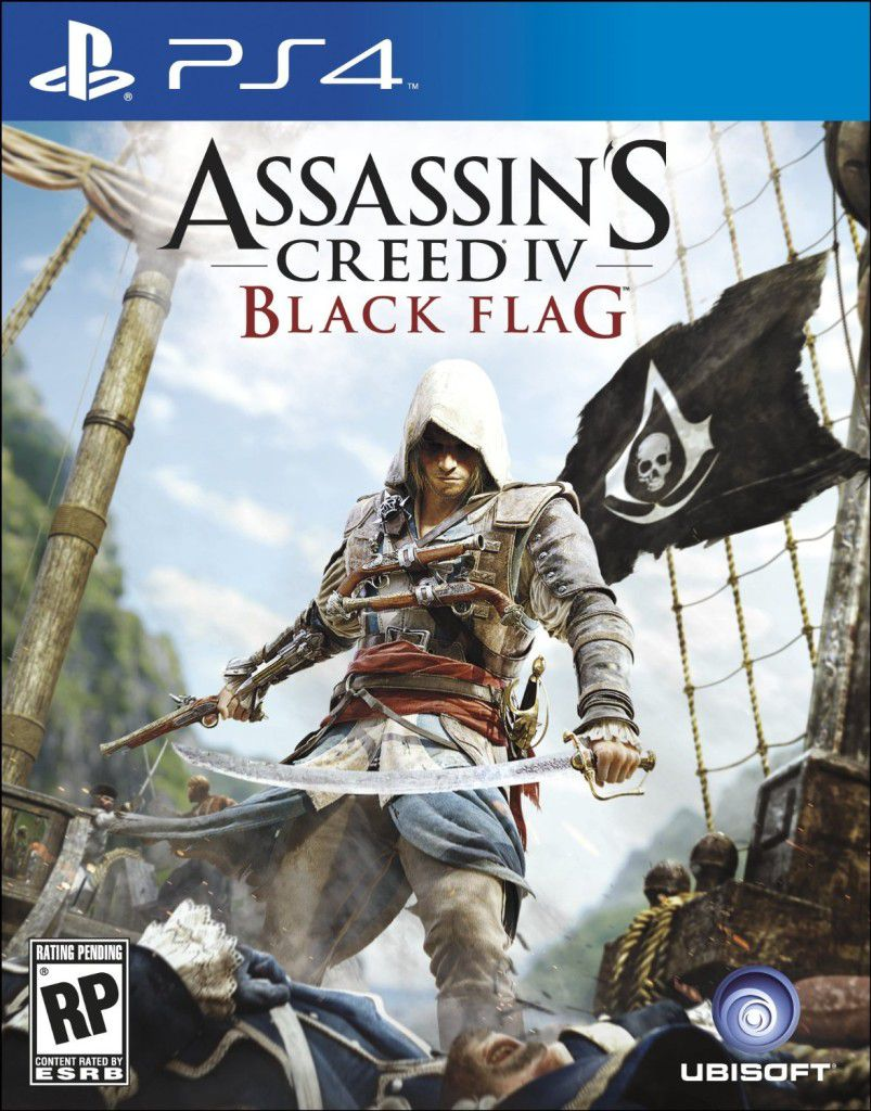 Assassin´s Creed IV Black Flag - PS4  - Joy Games
