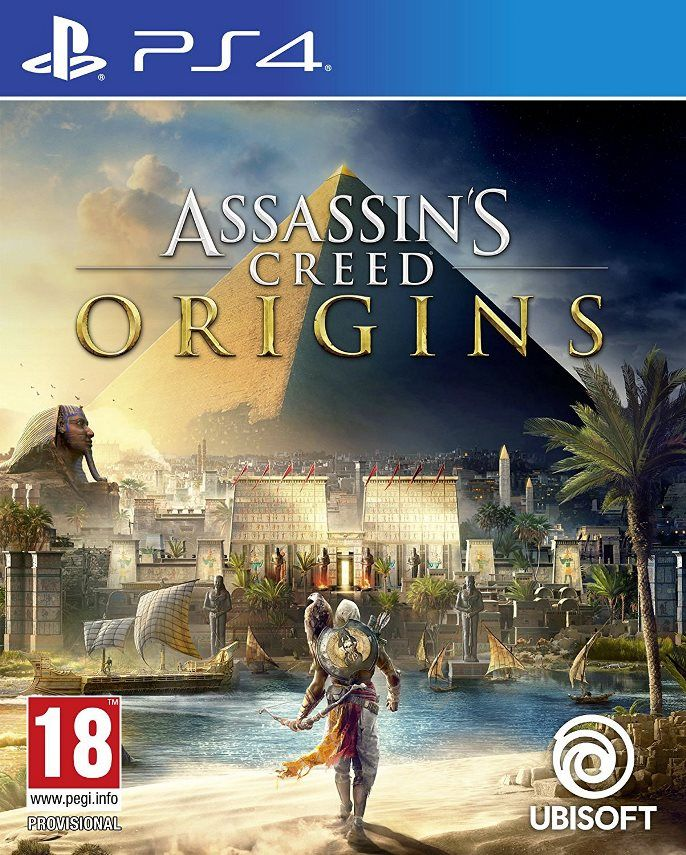 Assassins Creed Origins - PS4  - Joy Games