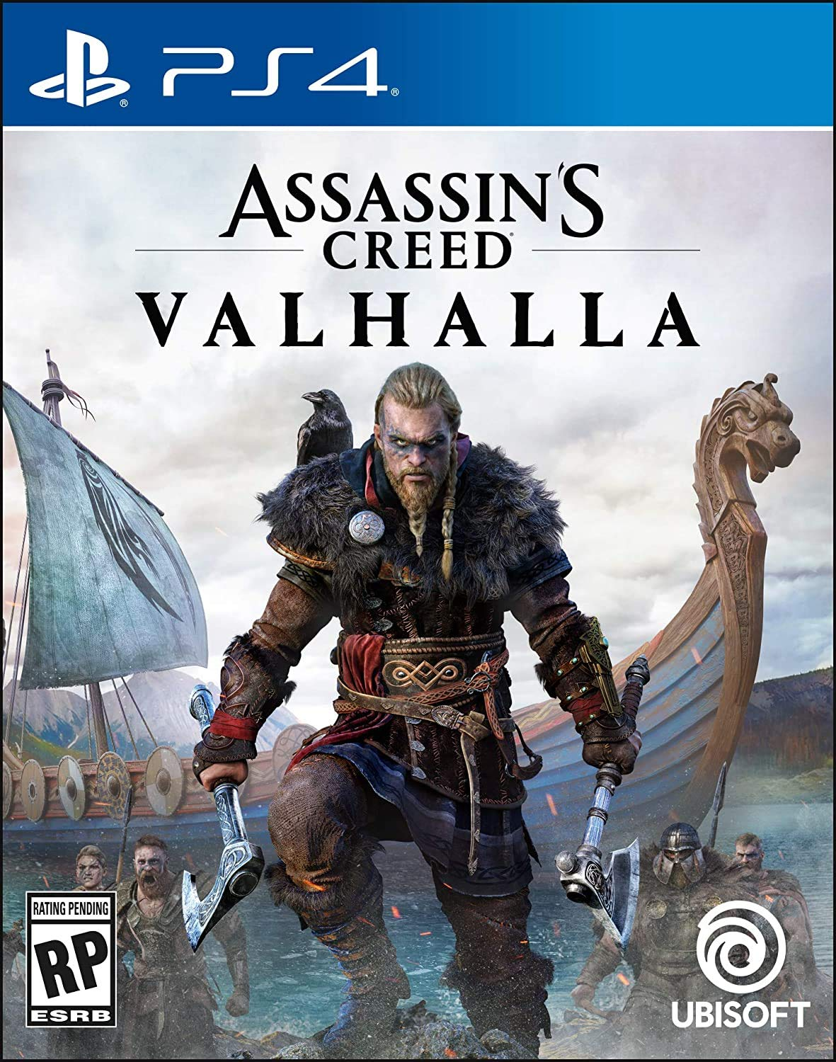 Assassin´s Creed Valhalla - PS4 e Ps5  - Joy Games