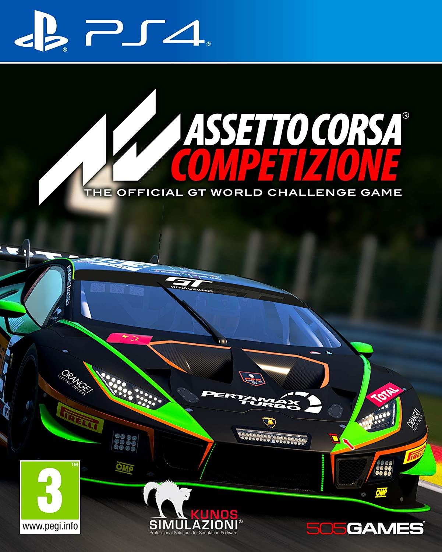 Assetto Corsa Competizione  - Joy Games