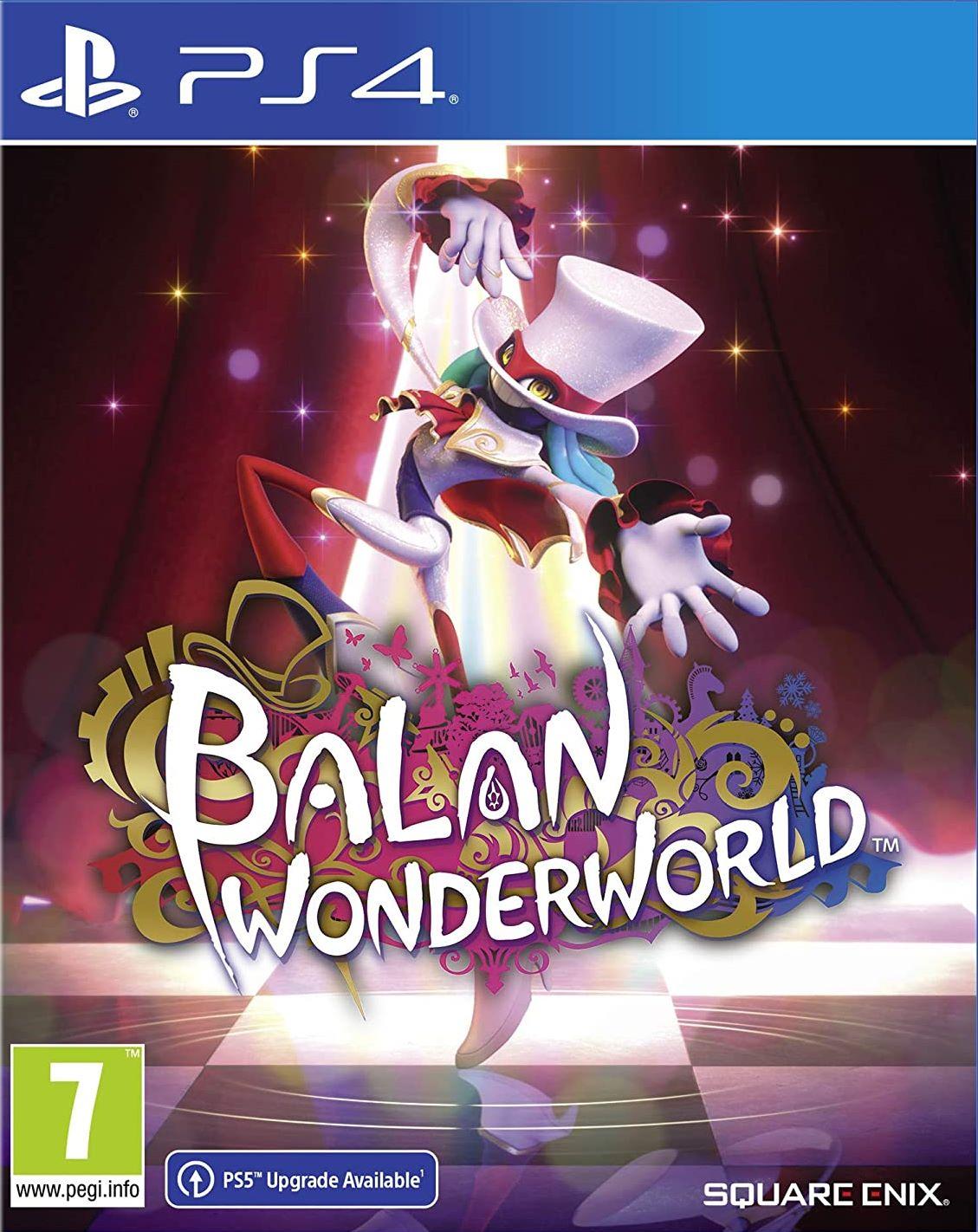 Balan Wonderworld - PS4  - Joy Games