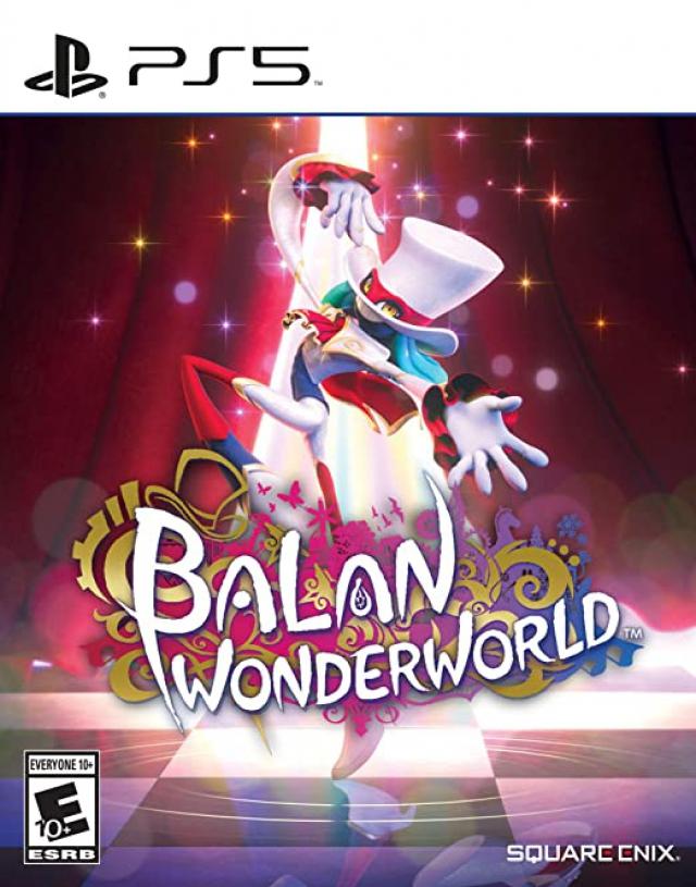 Balan Wonderworld - PS5  - Joy Games
