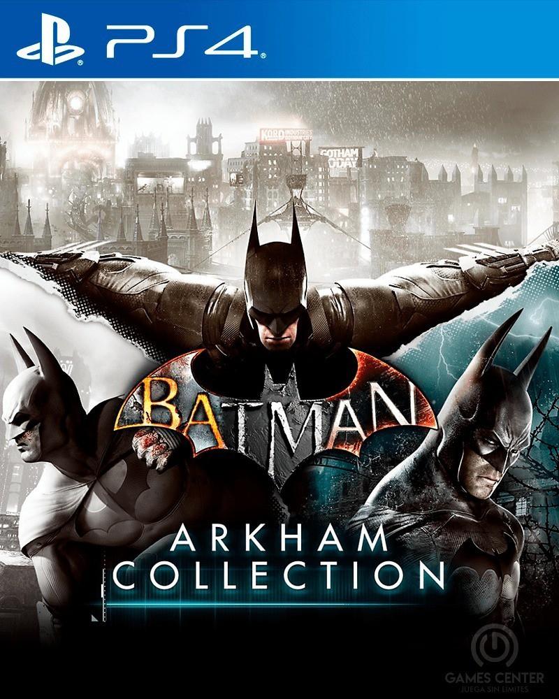 Batman Arkham Collection  - Joy Games