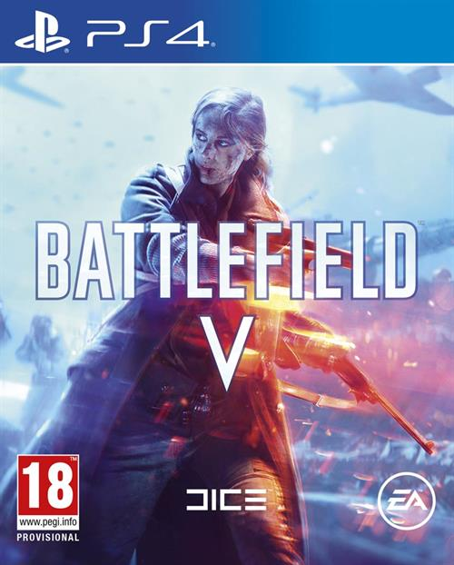 Battlefield V 5 Bf5 - PS4  - Joy Games