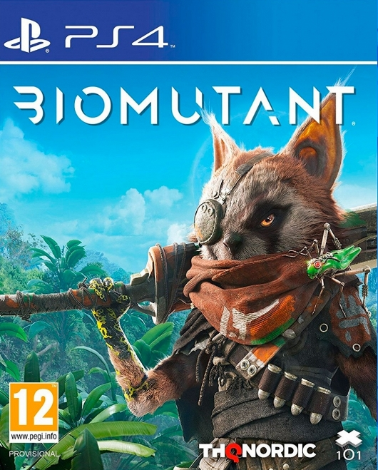 Biomutant - PS4  - Joy Games