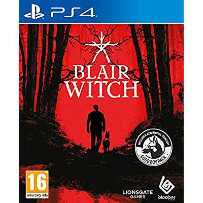 Blair Witch - PS4  - Joy Games