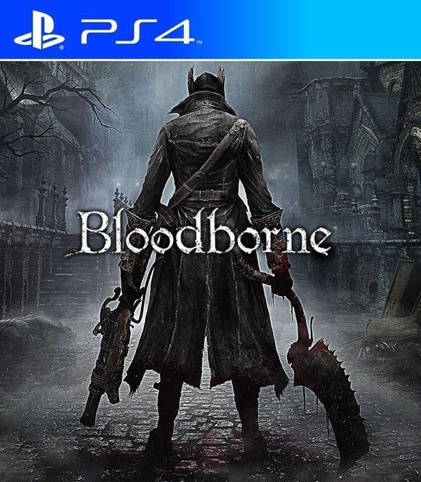 Bloodborne - PS4   - Joy Games