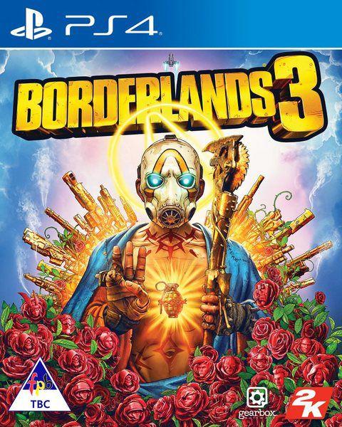 Borderlands 3 - PS4   - Joy Games