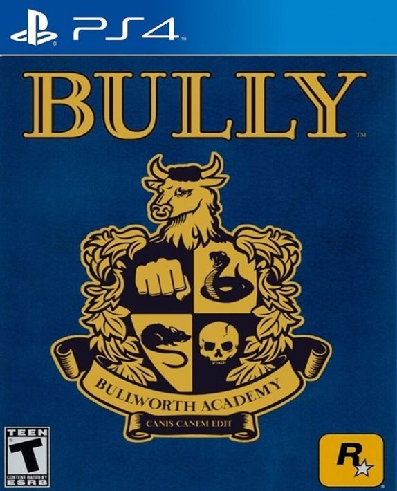 Bully  - PS4  - Joy Games