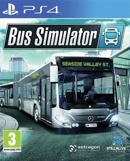 Bus Simulator - PS4  - Joy Games
