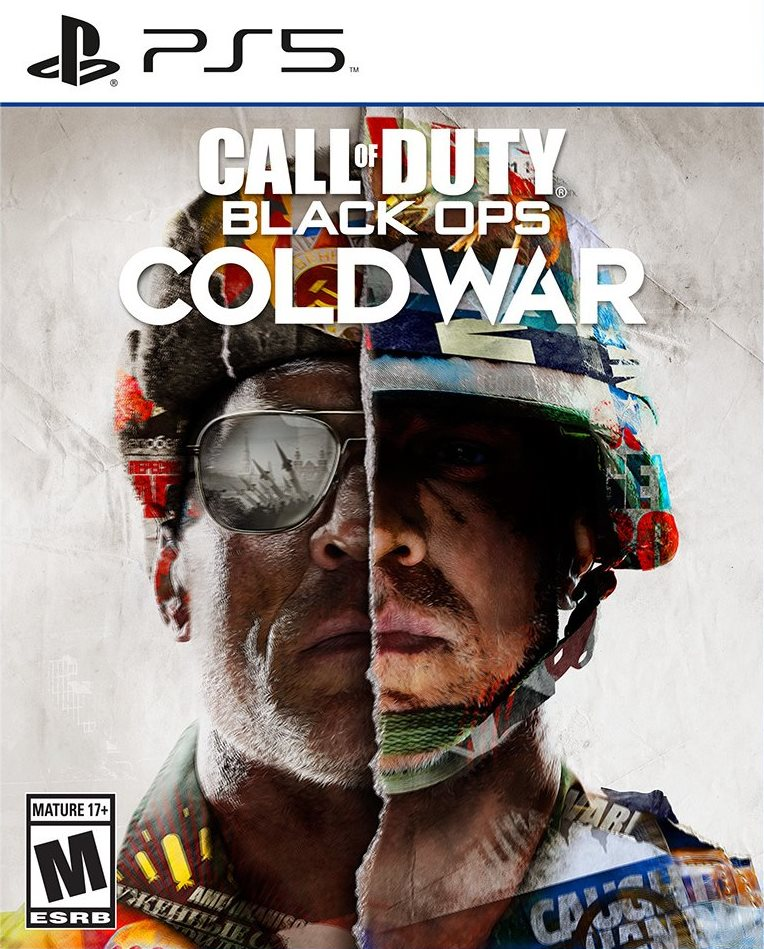 Call of Duty Black Ops Cold War COD - PS4 e PS5  - Joy Games