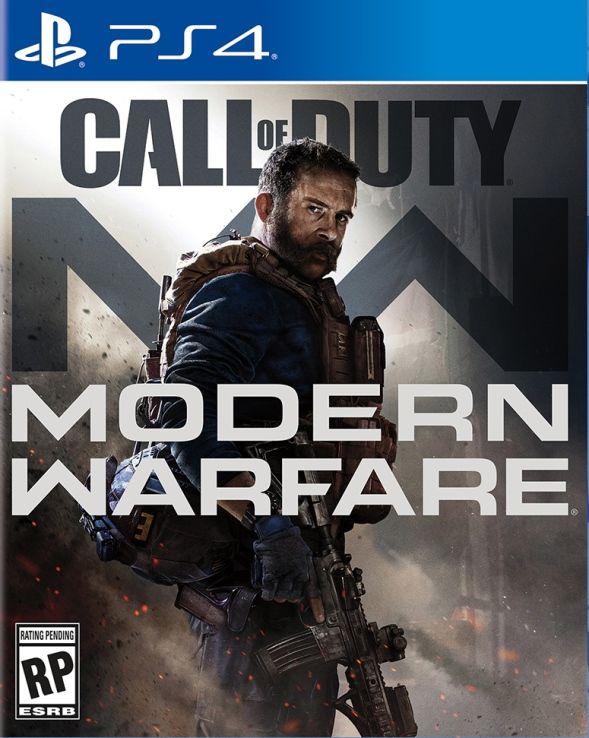 Call of Duty Modern Warfare COD MW - PS4  - Joy Games