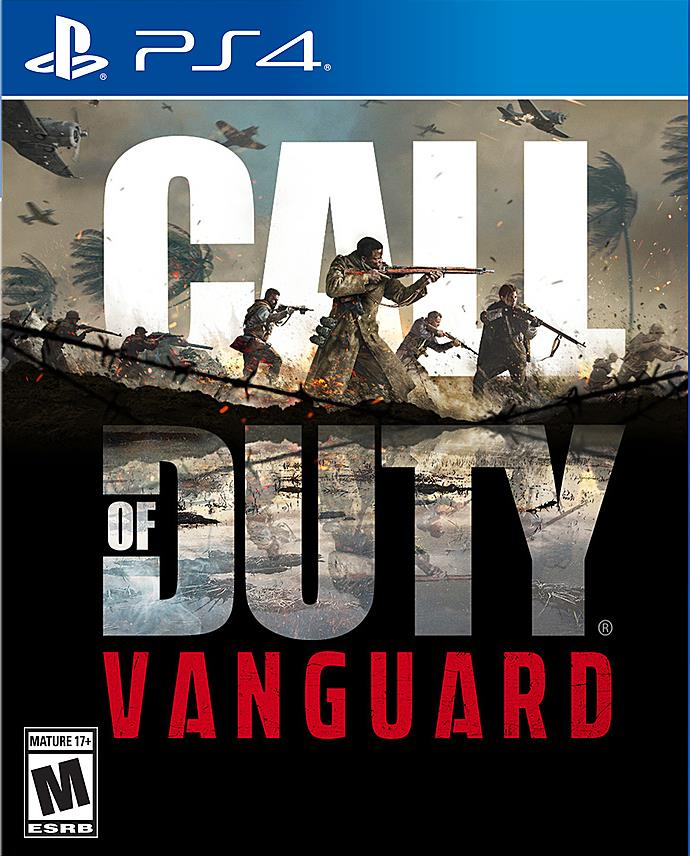 Call of Duty Vanguard - PS4  - Joy Games