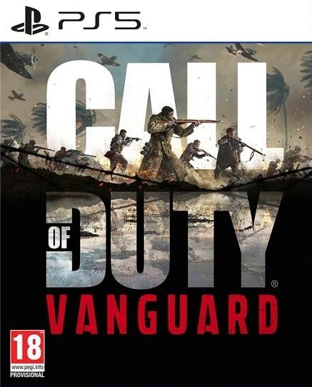 Call of Duty Vanguard - PS5  - Joy Games