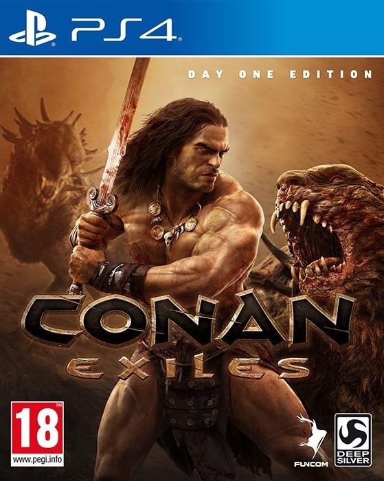 Conan Exiles - PS4  - Joy Games