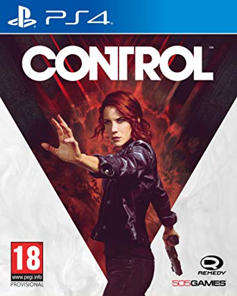 Control - PS4   - Joy Games