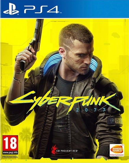 Cyberpunk 2077 - PS4   - Joy Games