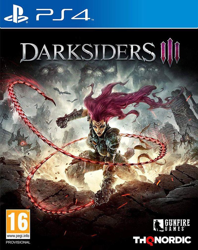 Darksiders 3 - PS4  - Joy Games