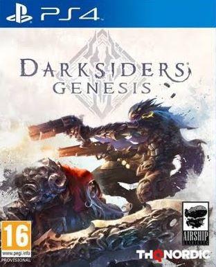 Darksiders Genesis - PS4  - Joy Games