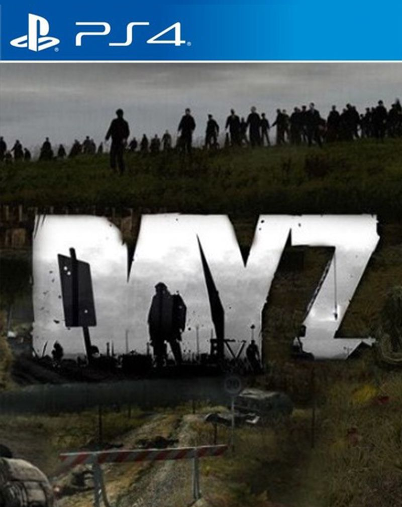 Dayz - PS4  - Joy Games