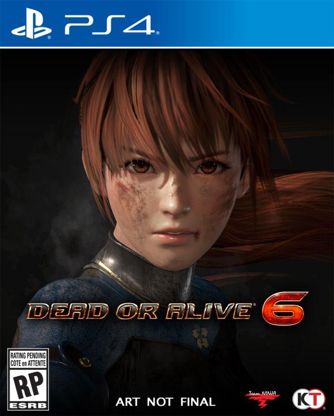 Dead or Alive 6 - PS4  - Joy Games