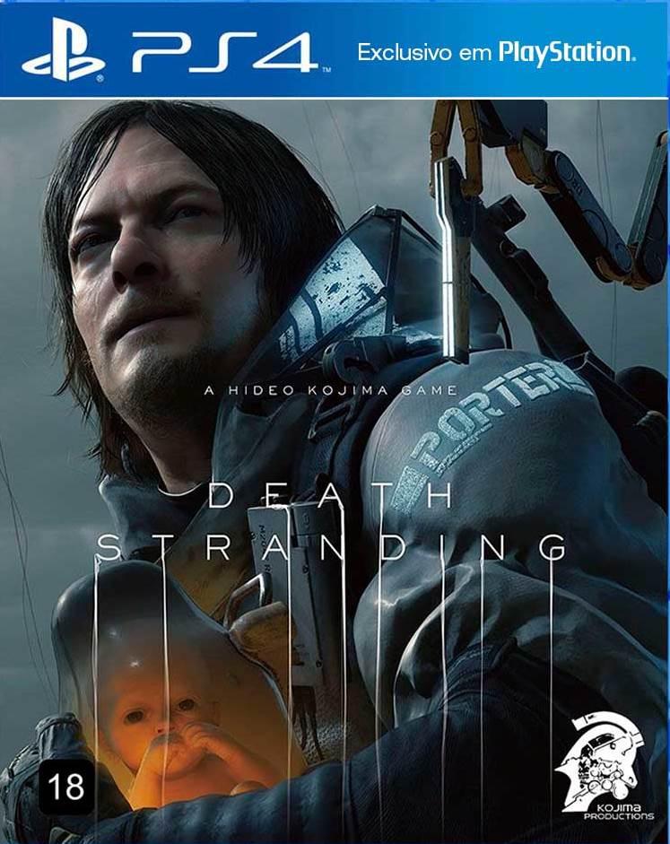 Death Stranding - PS4  - Joy Games