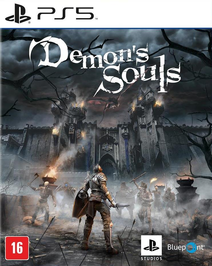 Demon´s Souls - PS5  - Joy Games