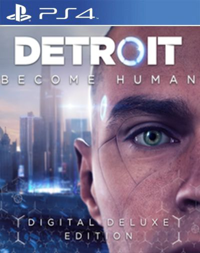 Detroit Become Human Deluxe Edition + Heavy Rain - PS4  - Joy Games