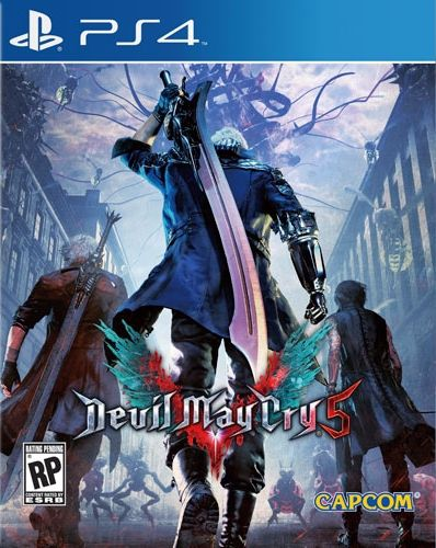 Devil May Cry 5 - PS4  - Joy Games